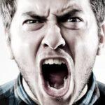 Как объяснить детям проявление злости мужа?